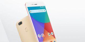 Xiaomi Mi A1 suspende actualización