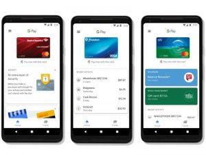 Google Pay ya esta disponible para Android