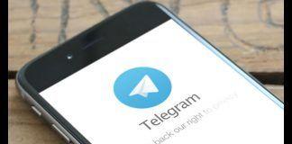Telegram recibe actualización