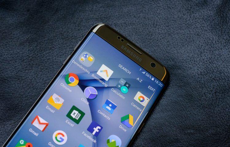 El Galaxy S7 y S7edge se actualizan a Oreo