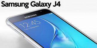Nuevo Galaxy J4