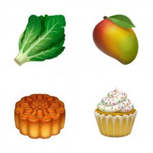 Emojis Frutas