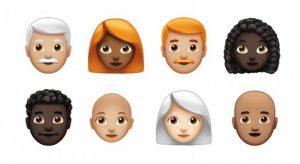 Emojis personas
