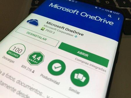 OneDrive se actualiza
