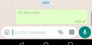 WhatsApp limita el reenvío de mensajes