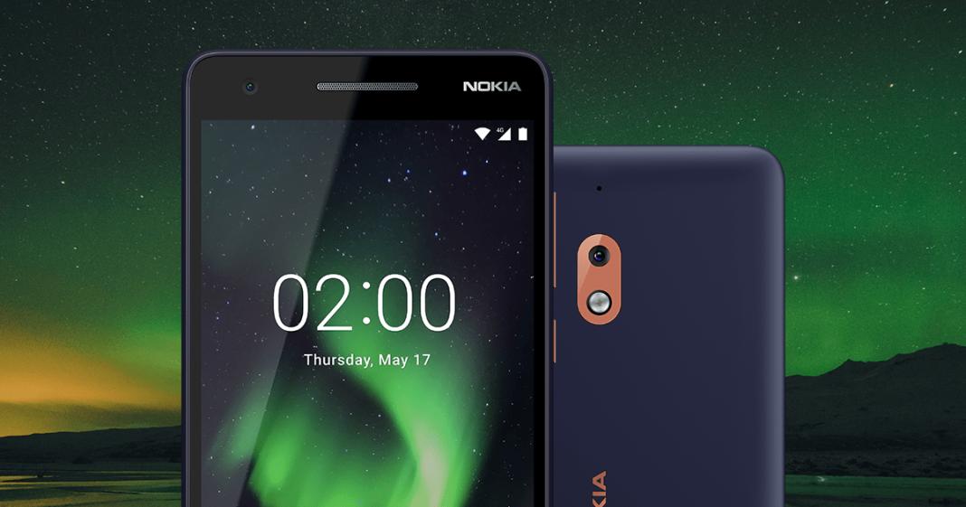 Nokia 2.1 obtiene Android Pie Go