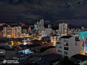 foto capturada en la ciudad de Bucaramanga