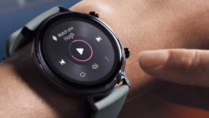 Modo música Huawei Watch GT 2