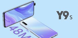 Huawei Y9s llega a Colombia