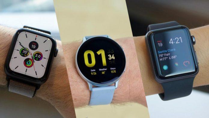 Smartwatches 2020