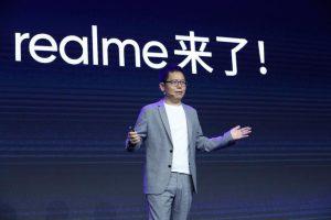 Li Bingzhong fundador y CEO de Realme