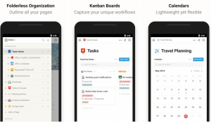Notion Android App