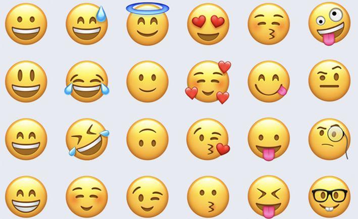 datos curiosos emojis
