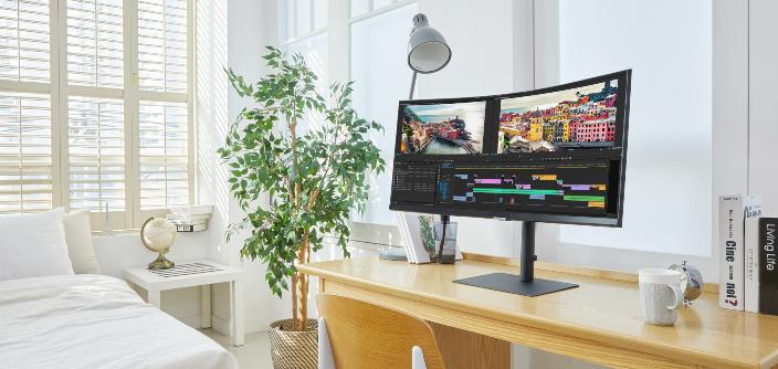 monitor de alta resolución